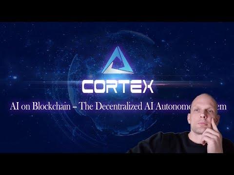 CORTEX CTXC CRYPTOCURRENCY AI ON BLOCKCHAIN REVIEW