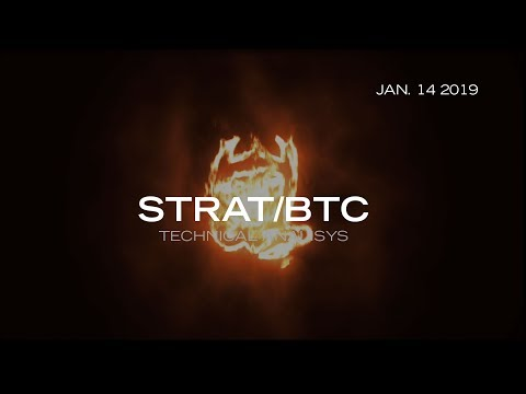 Stratis Technical Analysis (STRAT/BTC) : Forcing a Trade…  [01.14.2019]