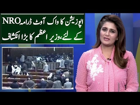 Imran Khan Exposed Opposition Drama for N R O | Seedhi Baat | Neo News
