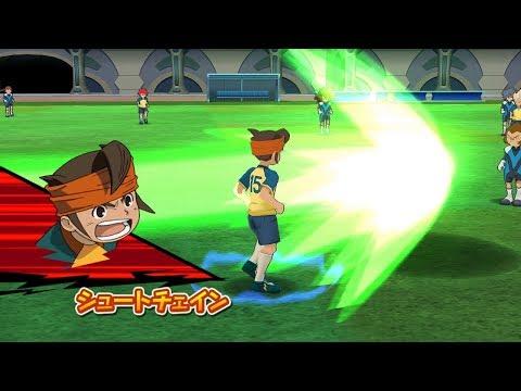 Inazuma Eleven Go Strikers 2013 Neo Raimon Vs Ultra Dark Emperors Wii 1080p (Dolphin/Gameplay)
