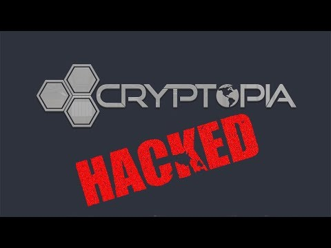 Another Crypto Exchange HACKED (Cryptopia) – Bitcoin and Cryptocurrency News