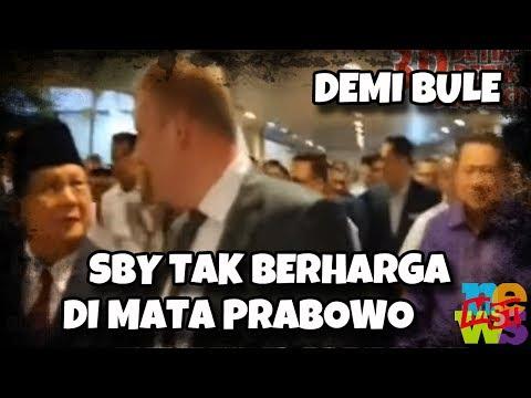 Demi Bule, SBY Tak Ada Harganya di Mata Prabowo
