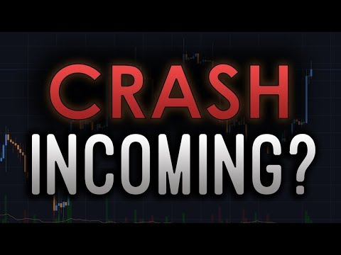IS THIS THE PATTERN THAT CAUSES BITCOIN TO CRASH? – BTC/CRYPTOCURRENCY TRADING ANALYSIS