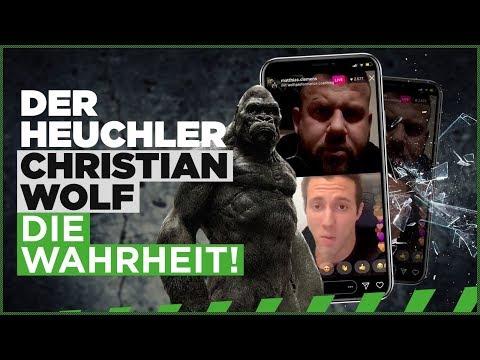 Der Heuchler Christian Wolf – die Wahrheit! Debatten manipulieren? Nicht mit uns! #prophezeiung