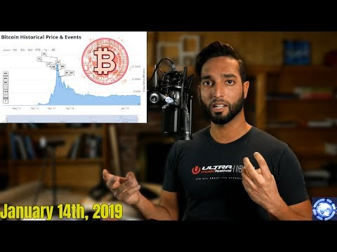 Cryptocurrency News LIVE! – Bitcoin, Ethereum, Chainlink, & More Crypto News! (January 14th, 2018)