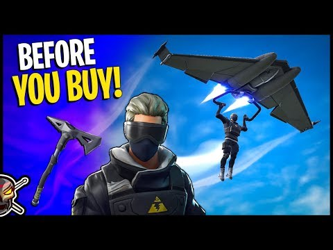 NEW Verge Outfit | Clean Cut Axe and Diverge Glider – Before You Buy – Fortnite