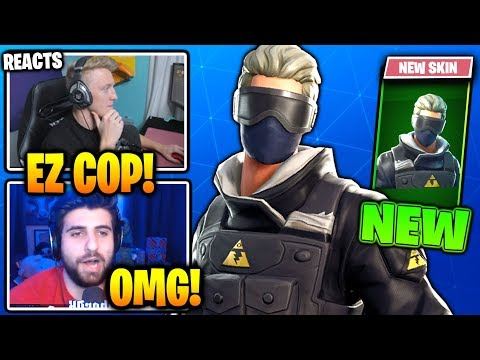 Tfue BUYS *NEW* Verge Skin! (STREAMERS REACT) | Fortnite Funny Moments