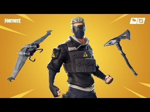 *NEW* VERGE SKIN (Fortnite Item Shop Today January 15)