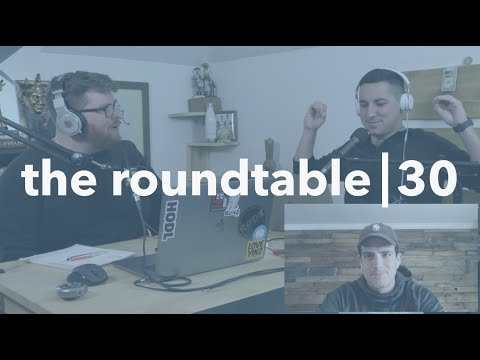 The Roundtable #30: Sutler Ventures, IOST, TRON, EOS
