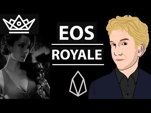 EOS Royale – Provably Fair Roulette