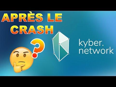 KYBER NETWORK ET APRÈS LE CRASH !? KNC analyse technique crypto monnaie bitcoin