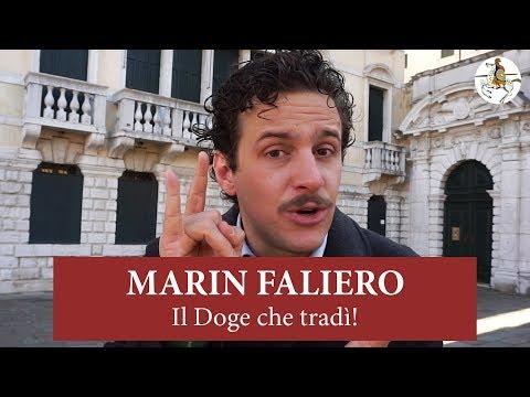 MARIN FALIERO – Il Doge che tradì