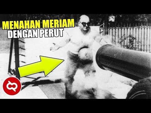 Tak Disangka Ada Orang Sekuat ini..! 10 Manusia Paling Kuat Di Bumi