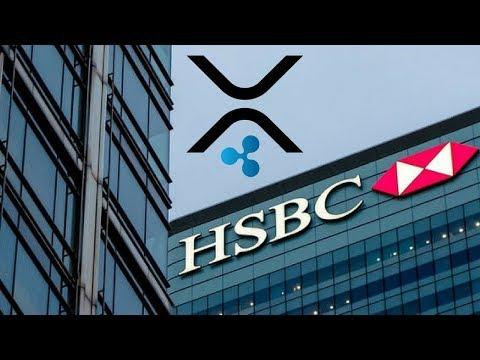 Deutsche Bank Confirms HSBC Bank as Ripple Client! Mercury FX XRP Statement. r3 Announcement