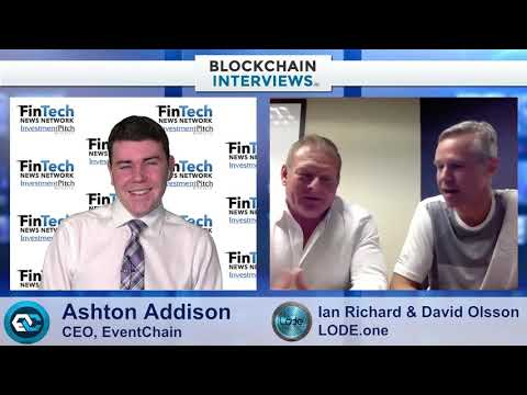 Blockchain Interviews – Ian and David from LODE.one, Silver backed Cryptocurrency
