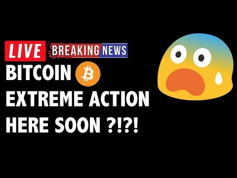 😱 Bitcoin (BTC) To See EXTREME ACTION HERE?! – Crypto Market Trading Analysis & Cryptocurrency News
