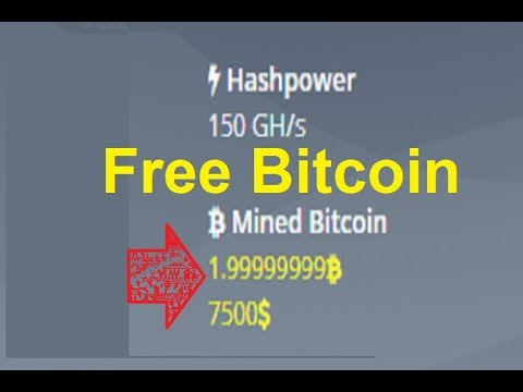 New Free Bitcoin Cloud MINING site 2019 | 150GH/S Free Bouns