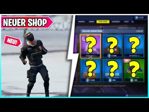 "😨 NEU! ""VERGE"" Skins im Fortnite Shop vom 16.01 🛒 Fortnite Battle Royale & Rette die Welt"
