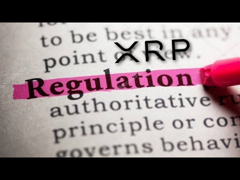 Ripple XRP Regulation Is Becoming Clearer Everyday! XRP Adoption Is Coming!