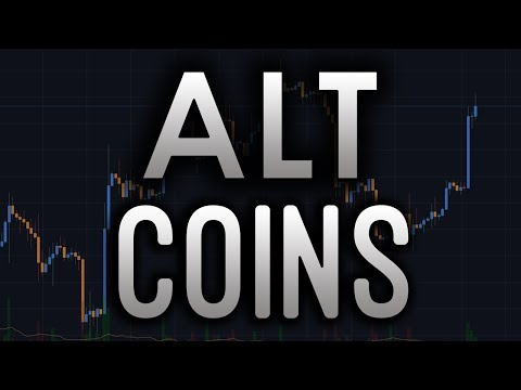 ALTCOINS TAKING OVER? – BTC/CRYPTOCURRENCY TRADING ANALYSIS