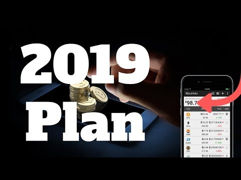 2019 Cryptocurrency Investment Strategy – What's Your Plan?