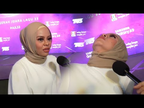 """""""Fattah Amin terlalu tinggi!"""" – Siti Sarah ada alasan pilih Syafiq Kyle"""