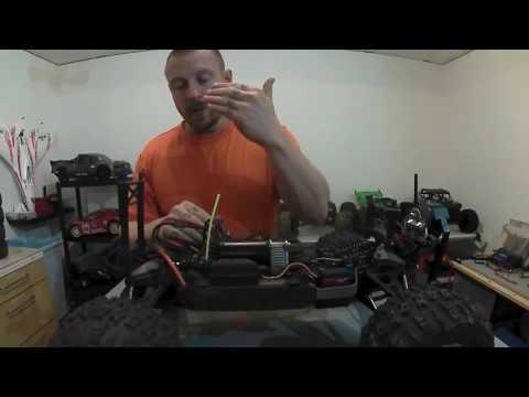rcgarage68 le coin du dépanneur 1 : les craquements dans la transmission
