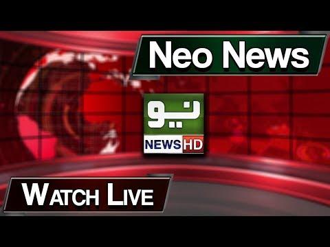 LIVE: Pakistan's#1 HD News Channel | Neo  News