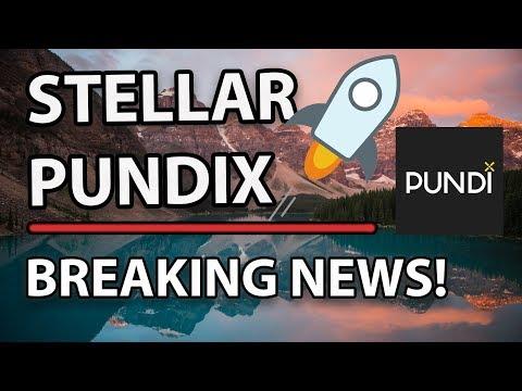 Stellar (XLM) Ready For Push & Rocket & PundiX (NPXS) What's Going On?
