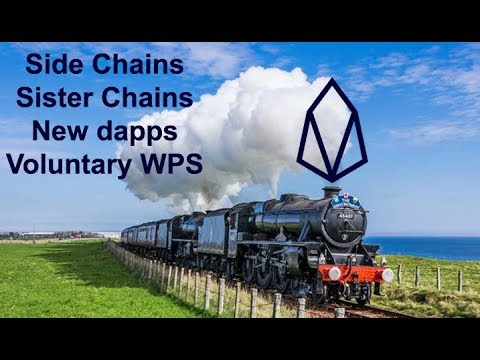 Full Steam ahead on EOS – More Side Chains and Sister Chains Coming