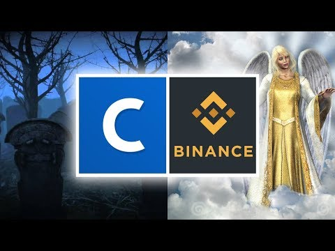RIP Coinbase? Binance launches new FIAT Exchange today!