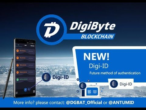 DigiByte (DGB) –  Saving 773 Million With Digi-ID – Collection #1 – Tim Cook Explains