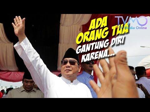 JLEB! Warga Grobogan SEMPROT Prabowo Lantaran Sebut Ada Orangtua_G4ntun6_D1ri karena Ekonomi