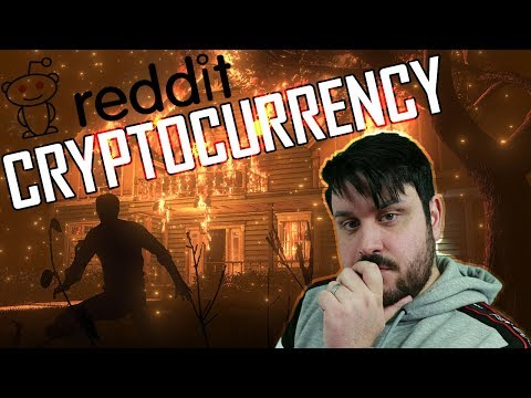 /R/ Cryptocurrency Reddit (Shocking)
