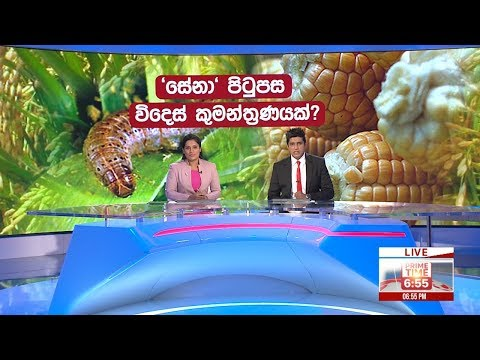 Ada Derana Prime Time News Bulletin 6.55 pm –  2019.01.17