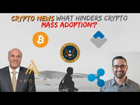 What Hinders Crypto Mass Adoption? Why WAVES Is up More than 165% – Cryptocurrency News