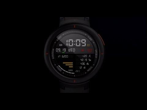 ساعتي المفضلة Amazfit Verge فقط بـ 160 دولار أمريكي!