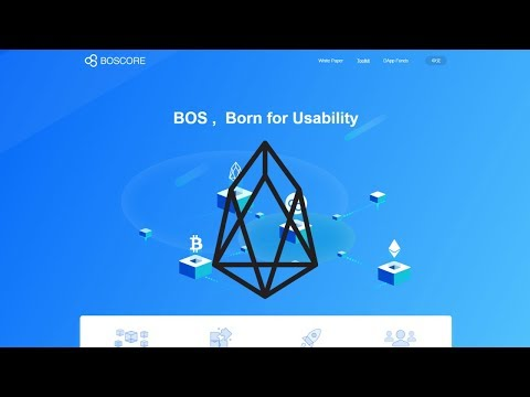 New EOS Chain (JAN 1 Snapshot): BOScore (BOS) LIVE