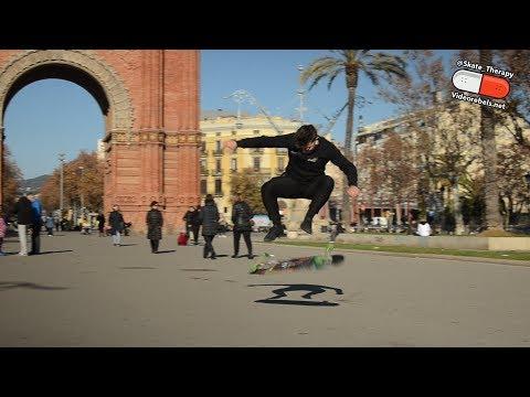 Arco de Triunfo – BCN SPOTS, Skate Therapy ep.1