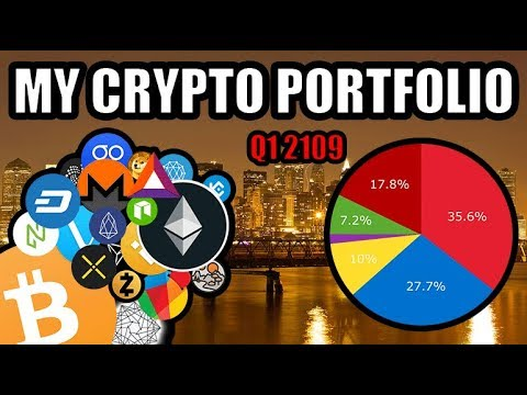 My Cryptocurrency Portfolio Q1 2019🚨[Bitcoin/Cryptocurrency]