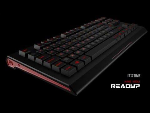 Protean – Next Gen Mechanical Gaming Keyboard
