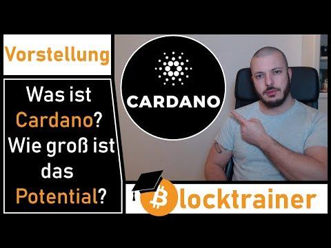 Was ist Cardano und wie groß ist das Potential?