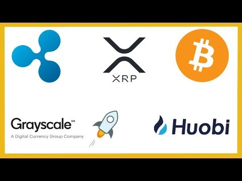 Ripple Employees on Bitcoin – Grayscale Investments Stellar Lumens – Huobi FSA License – Komid Jail