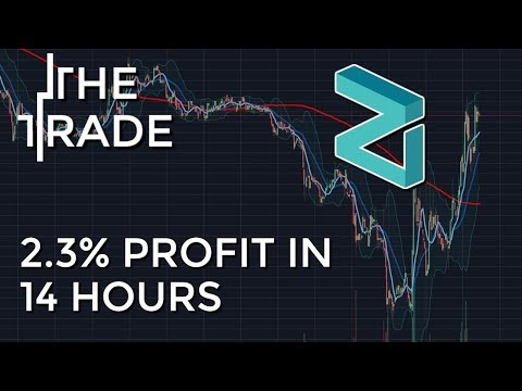 How To Trade Cryptocurrency: 2.3% Profit In 14 Hours | The Trade Ep. 2