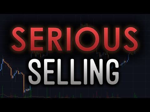 IS A SERIOUS SELLOFF INCOMING FOR BITCOIN? – BTC/CRYPTOCURRENCY TRADING ANALYSIS