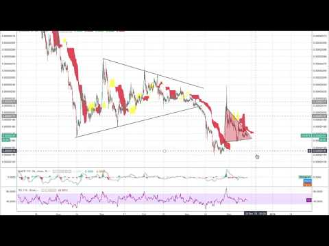 Verge (XVG) Technical Analysis & Price Discussion – December 14th, 2018