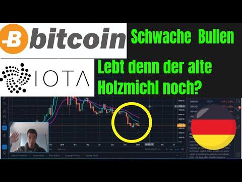 Bitcoin Chart Analyse BTC [20.01.2018] IOTA Prognose 2019 Ethereum Chart Analyse