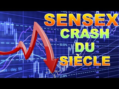 SENSEX CRASH DU SIÈCLE !? BSE analyse technique crypto monnaie bitcoin