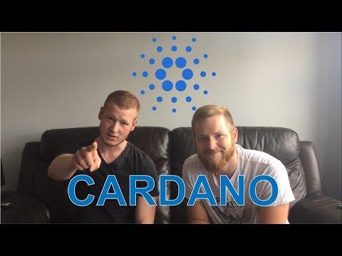 Cardano (ADA)! The Future Of Blockchain?