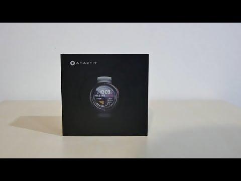 Смарт часы Xiaomi Huami Amazfit Verge
